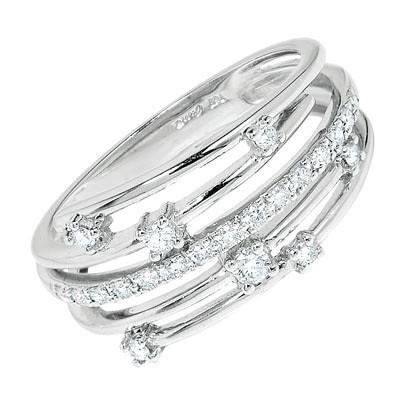 ring woman jewellery Bliss Via Lattea 20042907