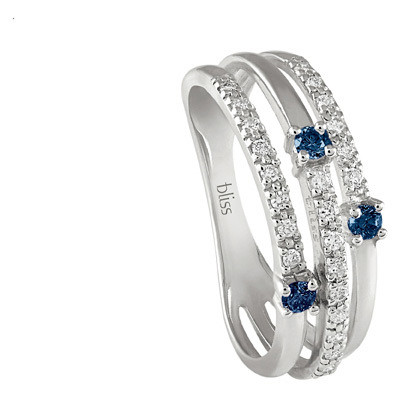 ring woman jewellery Bliss Via Lattea 20044133