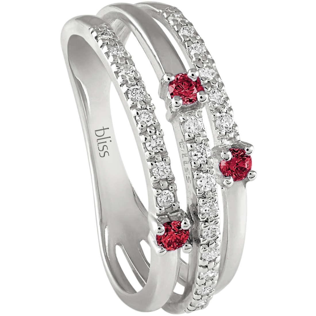 ring woman jewellery Bliss Via Lattea 20044134