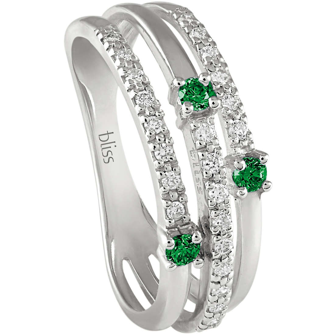 ring woman jewellery Bliss Via Lattea 20044135