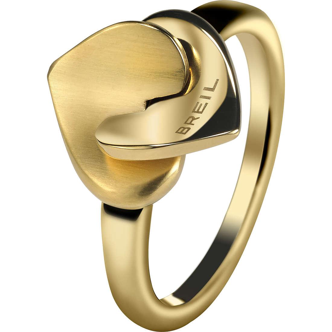 ring woman jewellery Breil Beat Flavor TJ1498