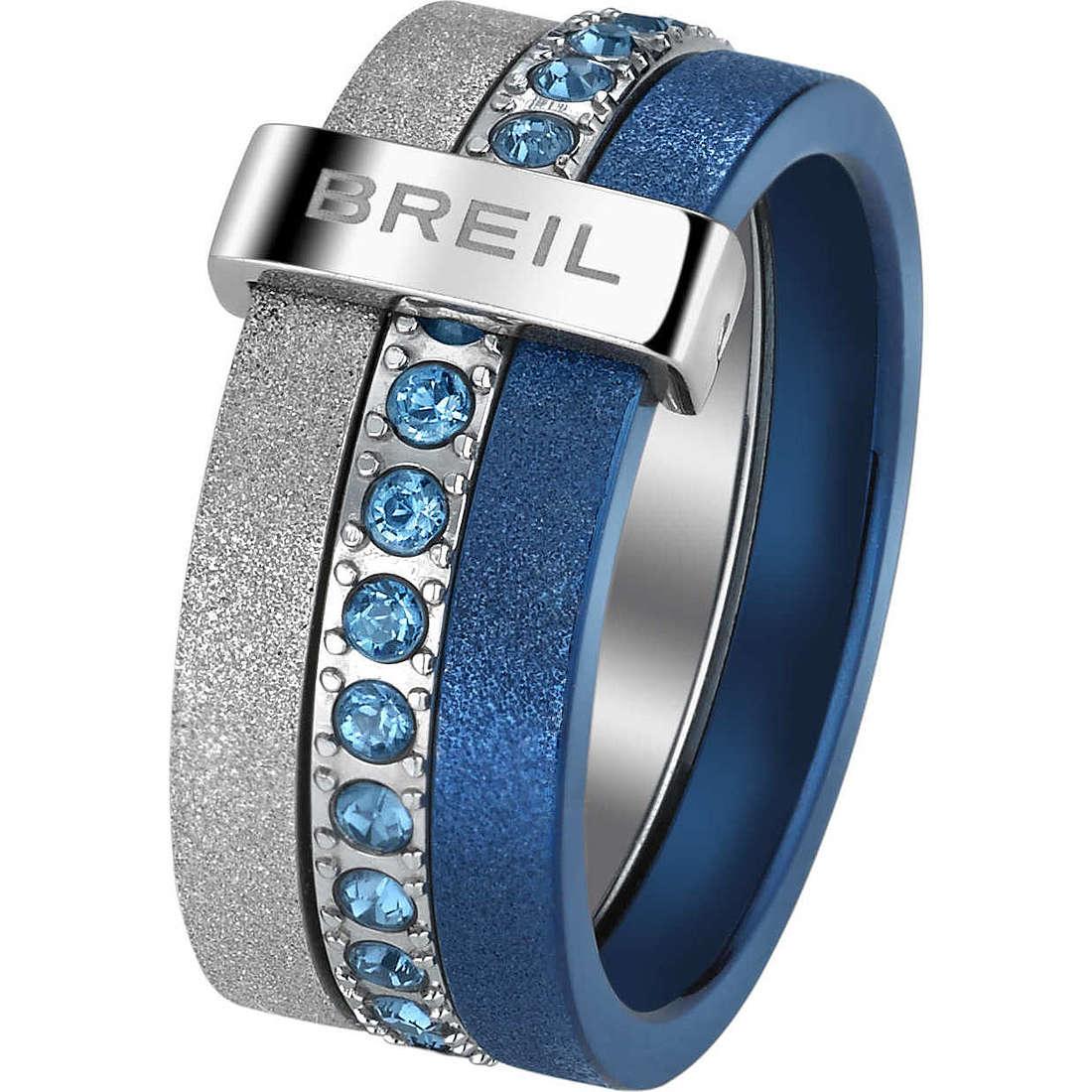 ring woman jewellery Breil Breilogy TJ1424