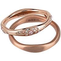 ring woman jewellery Breil Illusion TJ2641