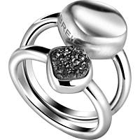 ring woman jewellery Breil Moonrock TJ1486