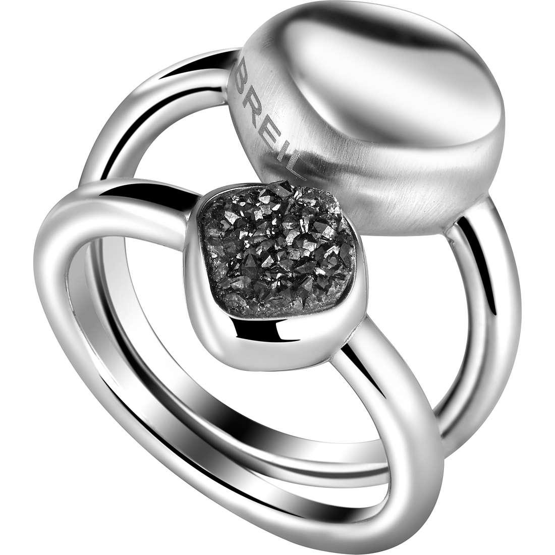 ring woman jewellery Breil Moonrock TJ1488