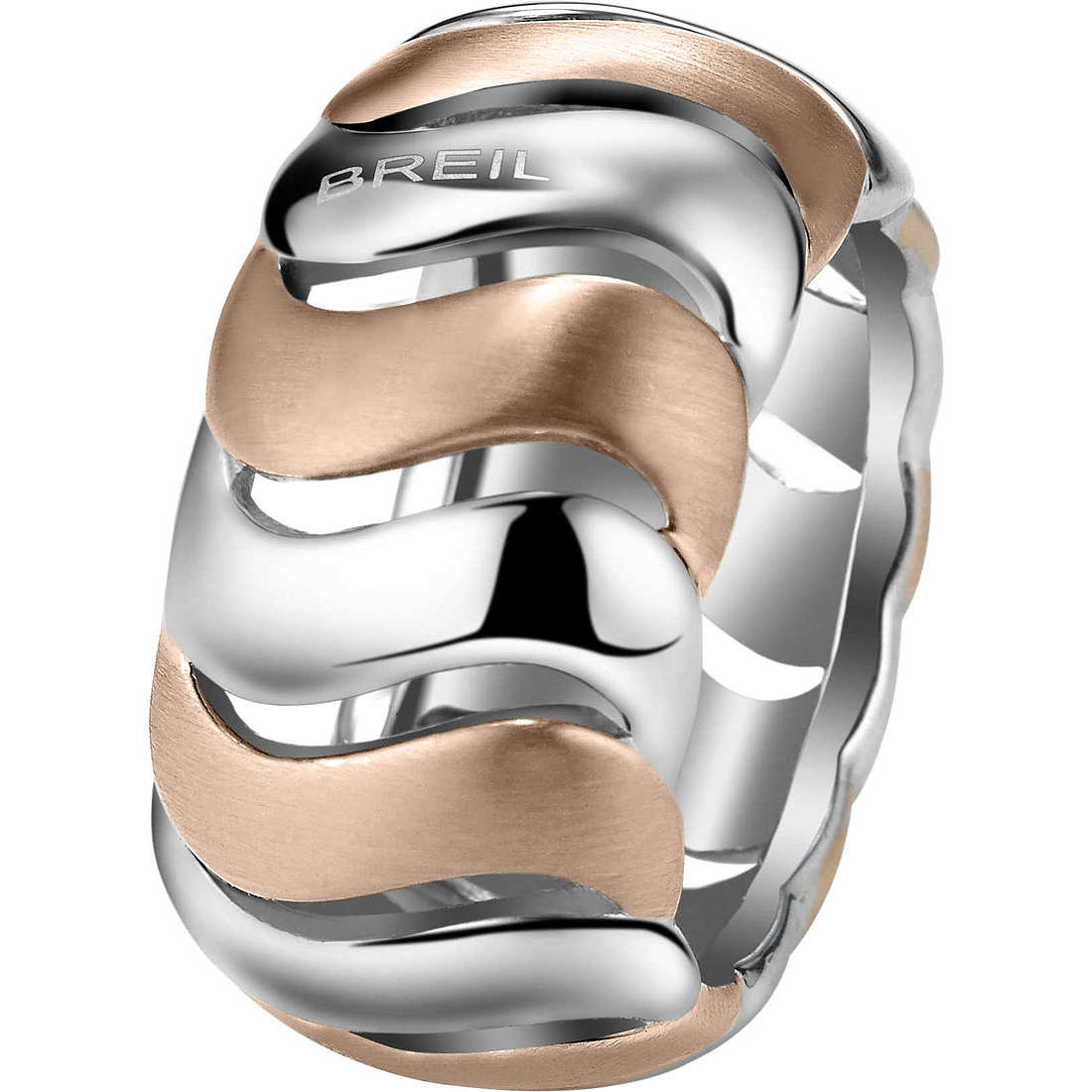 ring woman jewellery Breil Nouvelle Vague TJ1444