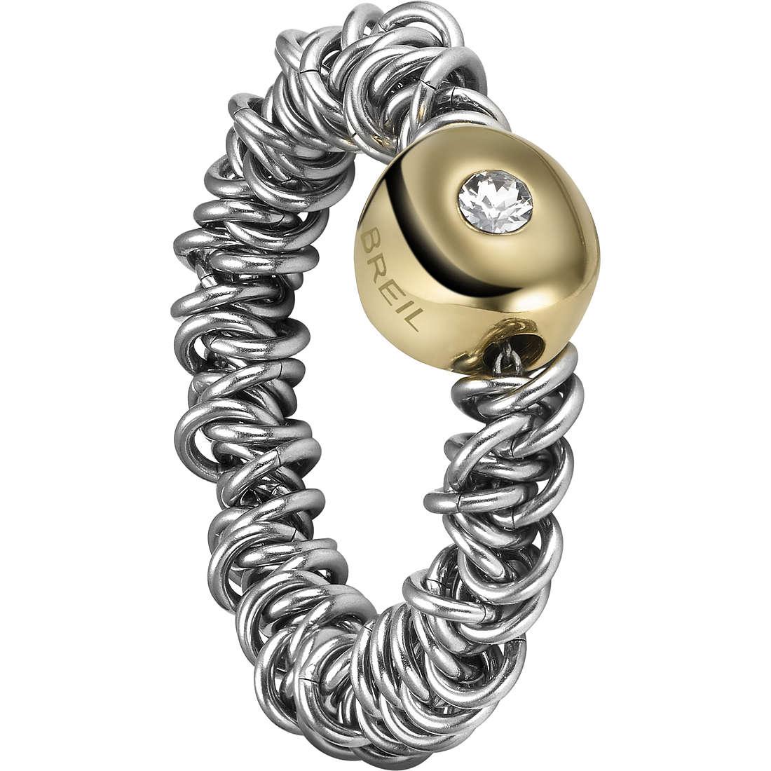 ring woman jewellery Breil Vertigo TJ1678