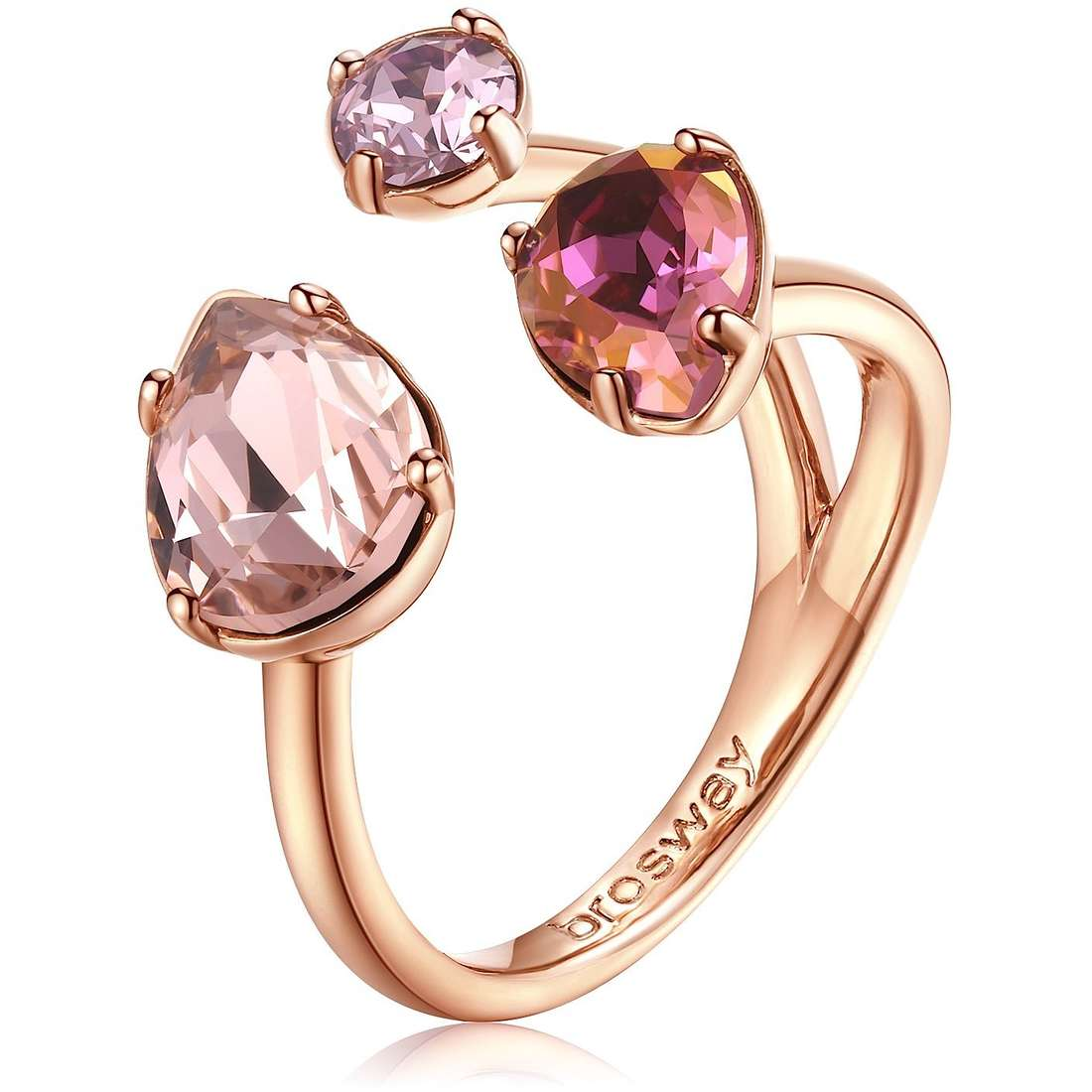 ring woman jewellery Brosway Affinity BFF35B