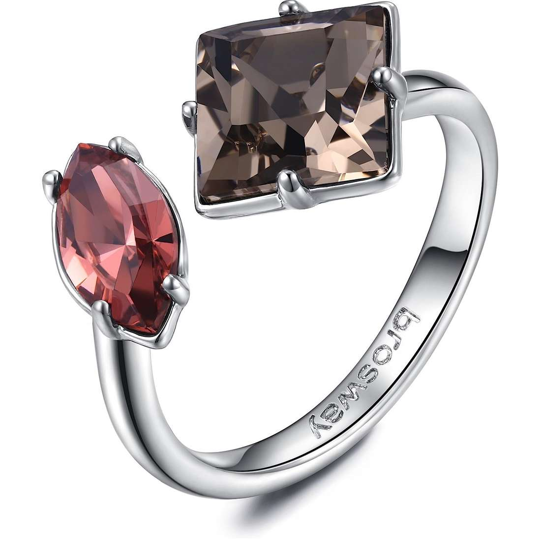 ring woman jewellery Brosway Affinity BFF40B