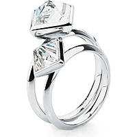 ring woman jewellery Brosway Polar BPL31D