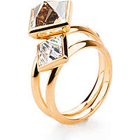ring woman jewellery Brosway Polar BPL32C