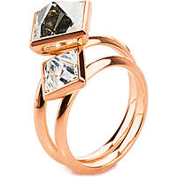 ring woman jewellery Brosway Polar BPL33B