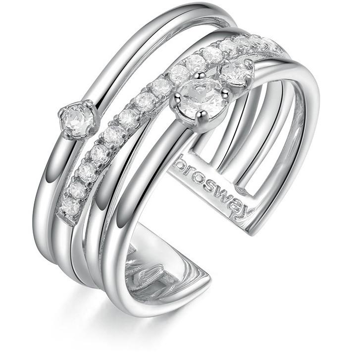 ring woman jewellery Brosway Sun BUN31