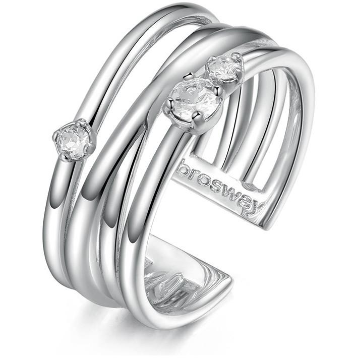 ring woman jewellery Brosway Sun BUN32