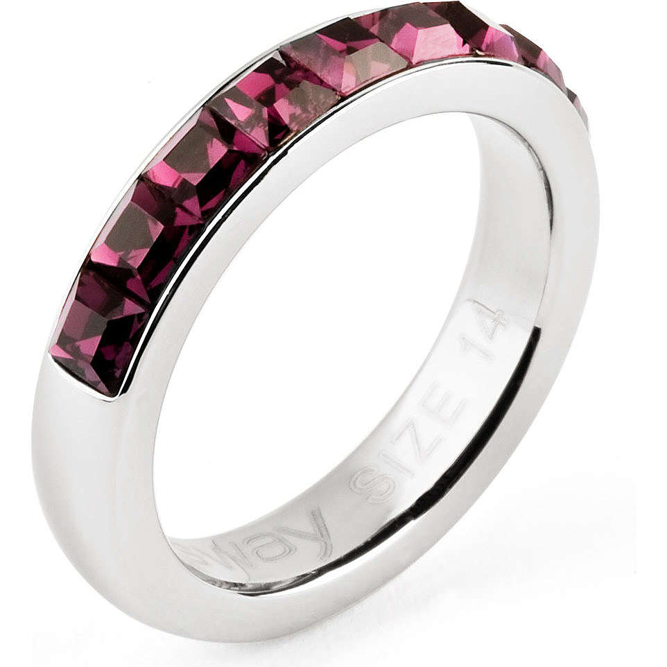 ring woman jewellery Brosway Tring BTGC52B