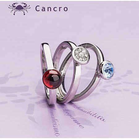 ring woman jewellery Brosway Tring Segno Zodiacale BTGZ04E