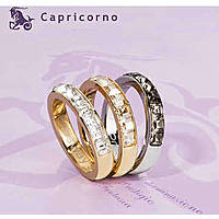 ring woman jewellery Brosway Tring Segno Zodiacale BTGZ10B