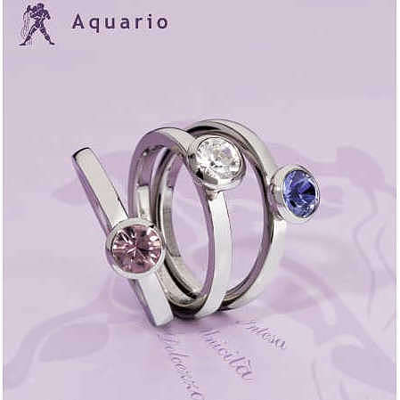 ring woman jewellery Brosway Tring Segno Zodiacale BTGZ11B