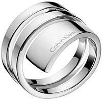 ring woman jewellery Calvin Klein Beyond KJ3UMR000108