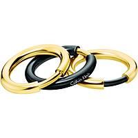 ring woman jewellery Calvin Klein Disclose KJ5FBR200107