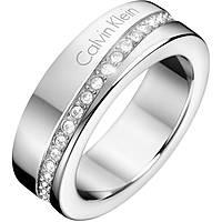 ring woman jewellery Calvin Klein Hook KJ06MR040208