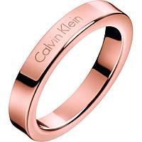 ring woman jewellery Calvin Klein Hook KJ06PR100106
