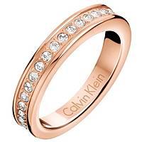 ring woman jewellery Calvin Klein Hook KJ06PR140106
