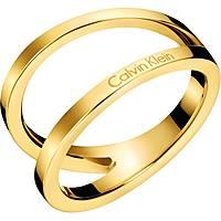 ring woman jewellery Calvin Klein Outline KJ6VJR100108