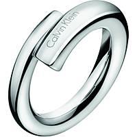 ring woman jewellery Calvin Klein Scent KJ5GMR000107