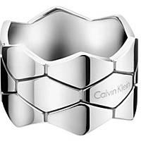 ring woman jewellery Calvin Klein Snake KJ5DMR000208