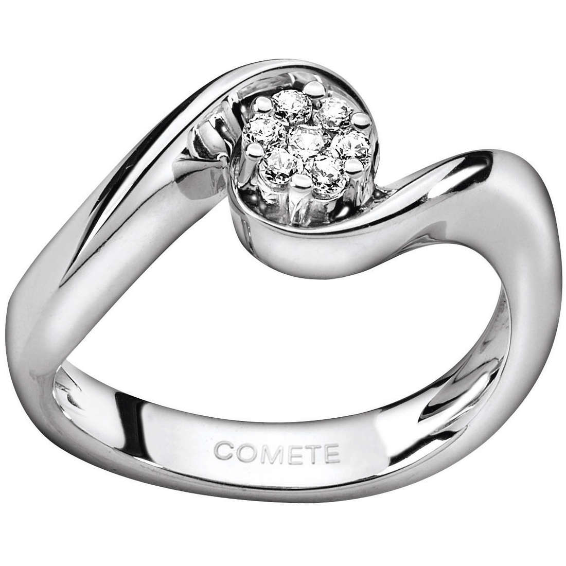 ring woman jewellery Comete ANB 1095