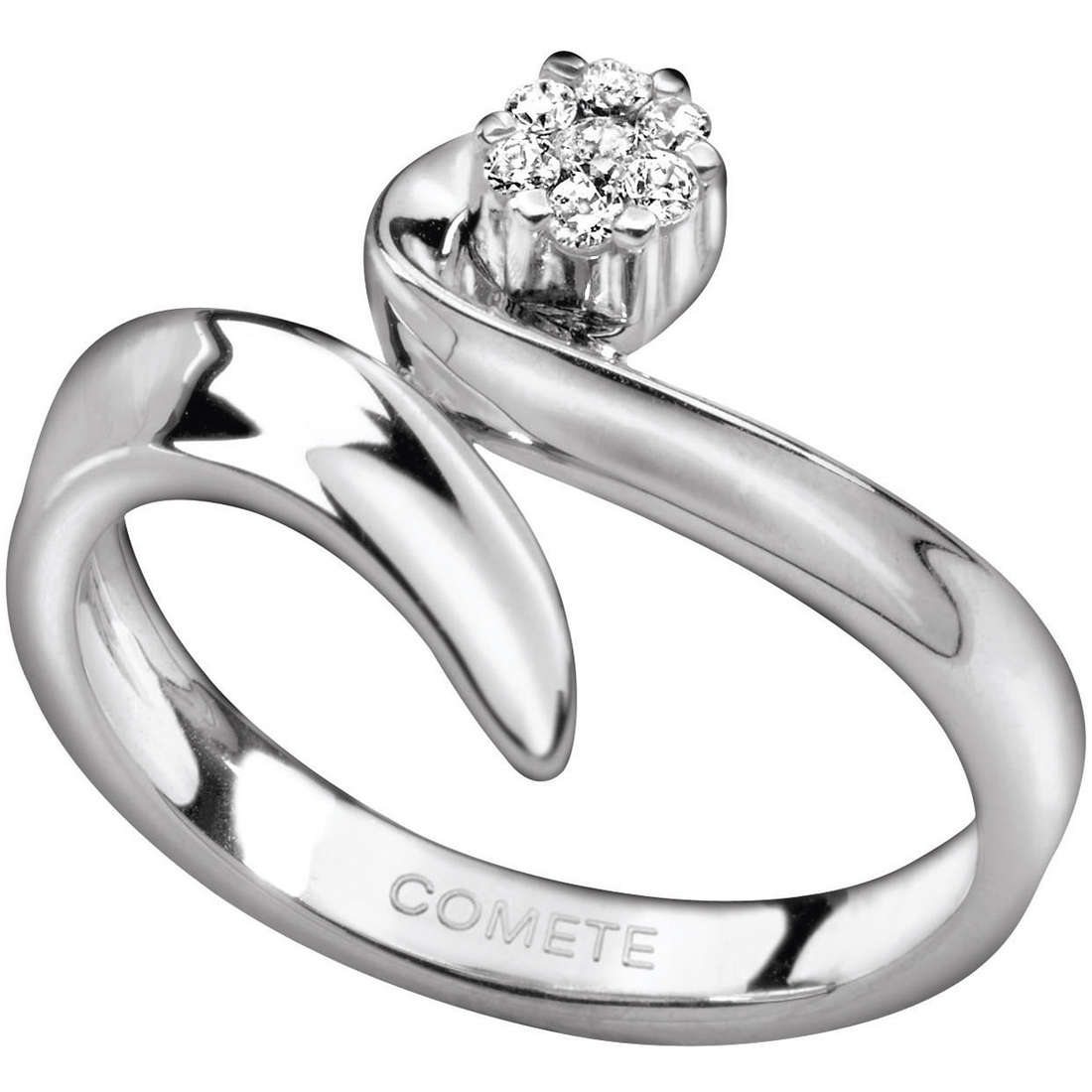 ring woman jewellery Comete ANB 1103