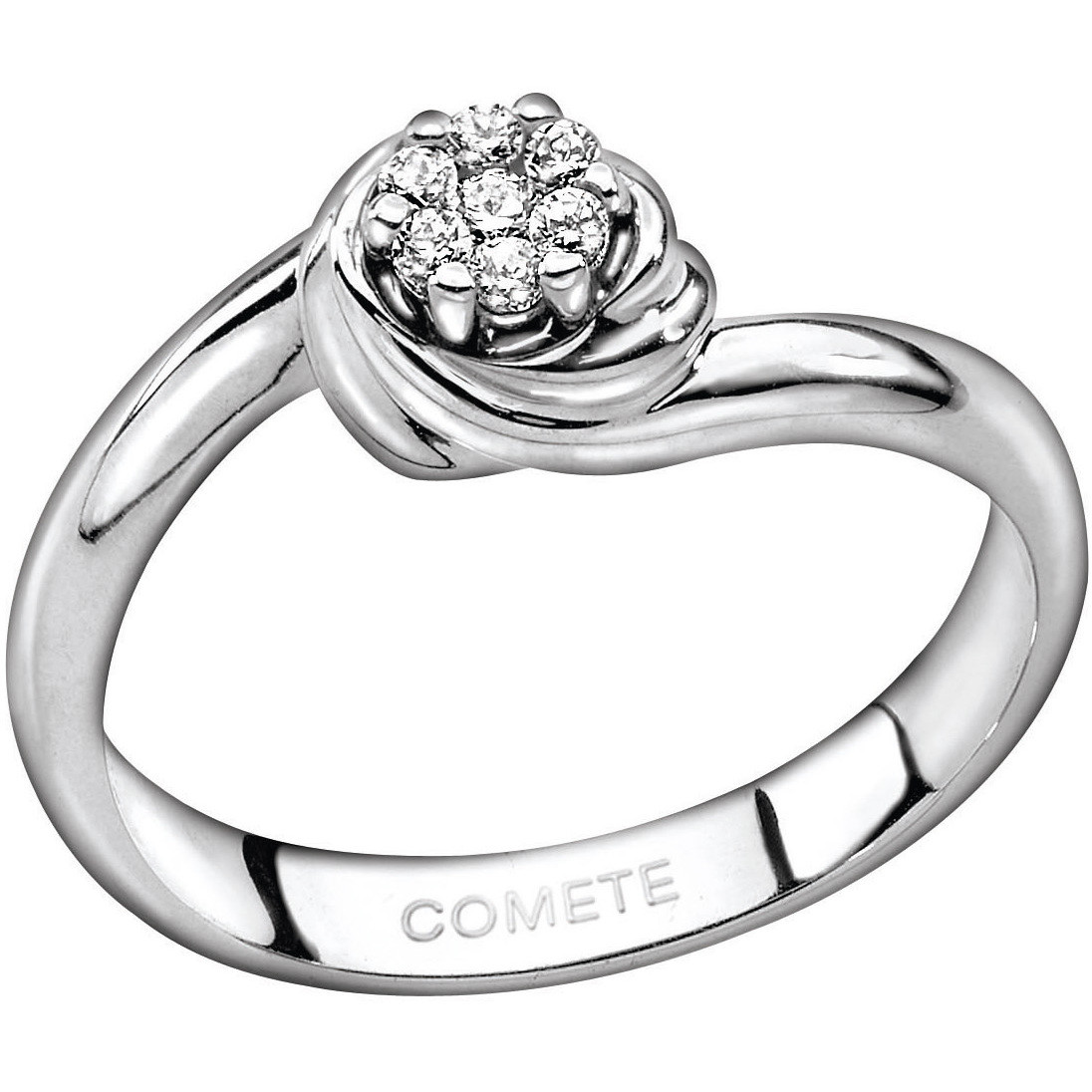 ring woman jewellery Comete ANB 1104
