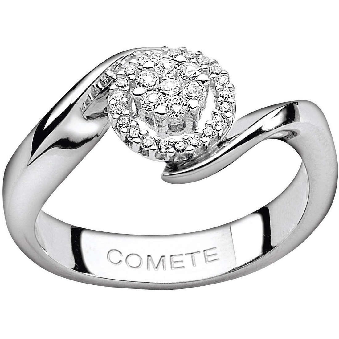 ring woman jewellery Comete ANB 1105