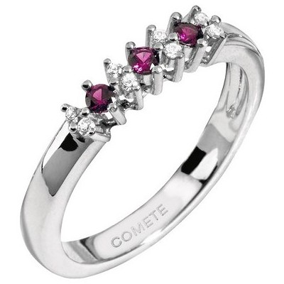 ring woman jewellery Comete ANB 1153