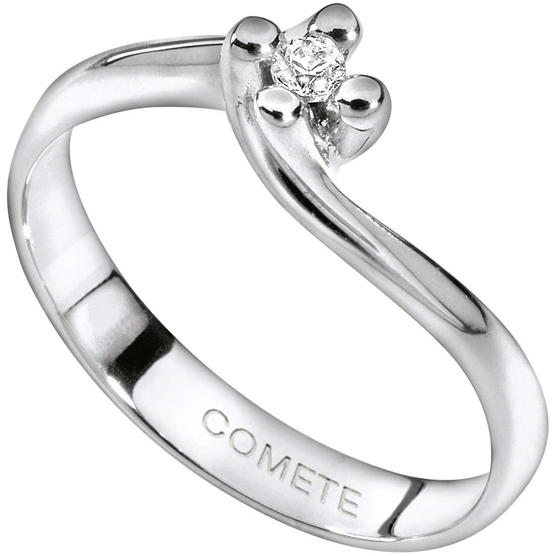 ring woman jewellery Comete ANB 1158