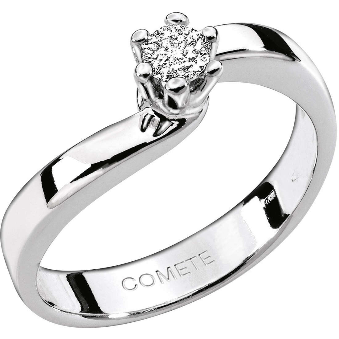 ring woman jewellery Comete ANB 1167