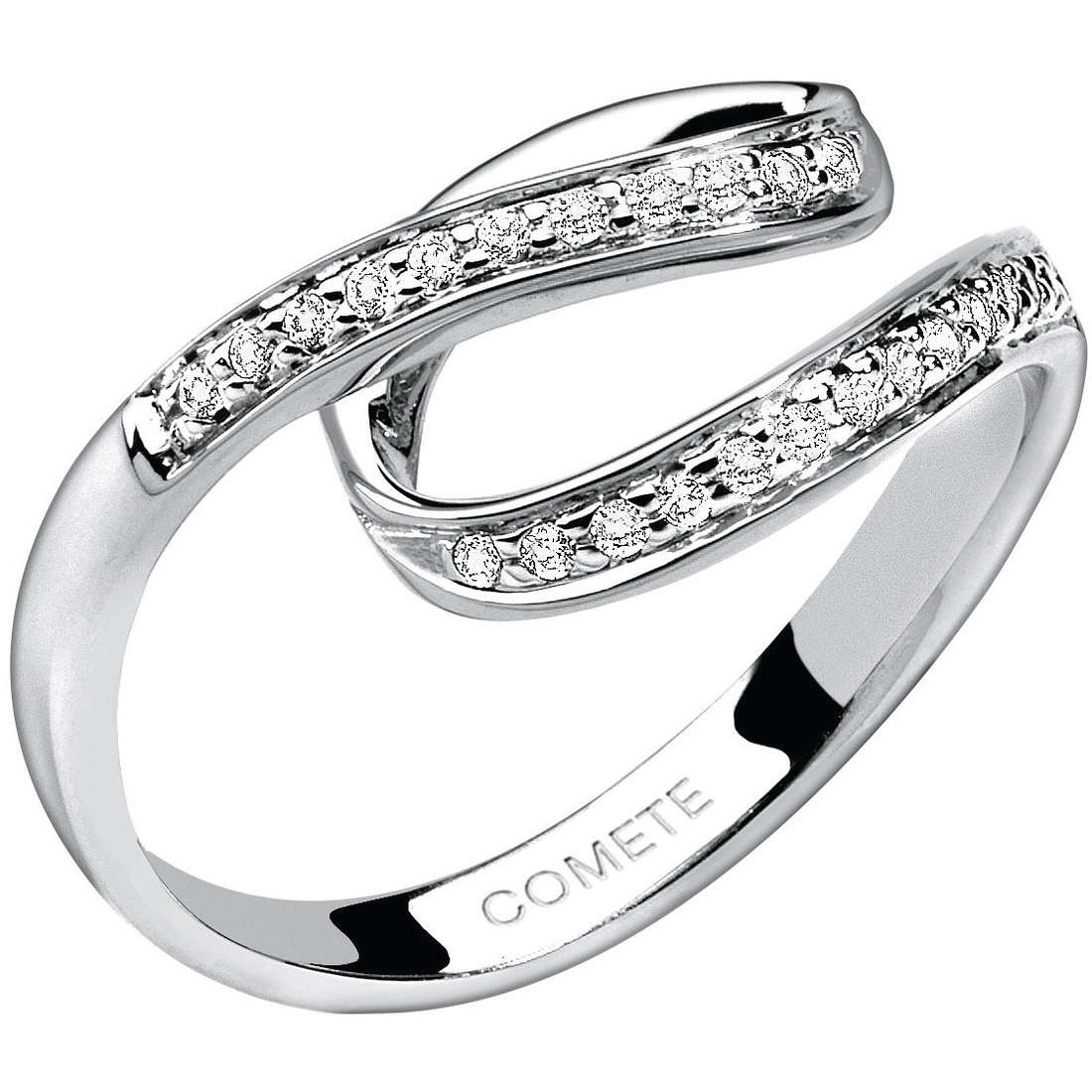 ring woman jewellery Comete ANB 1211