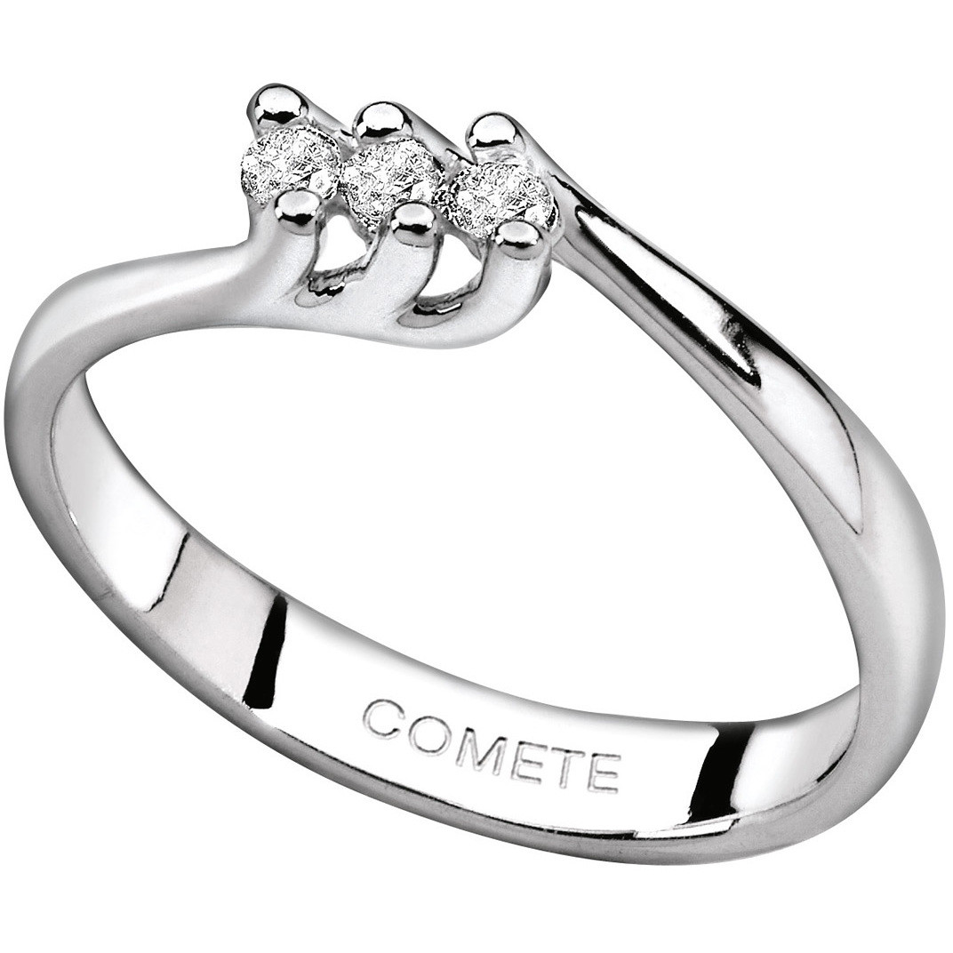 ring woman jewellery Comete ANB 1259
