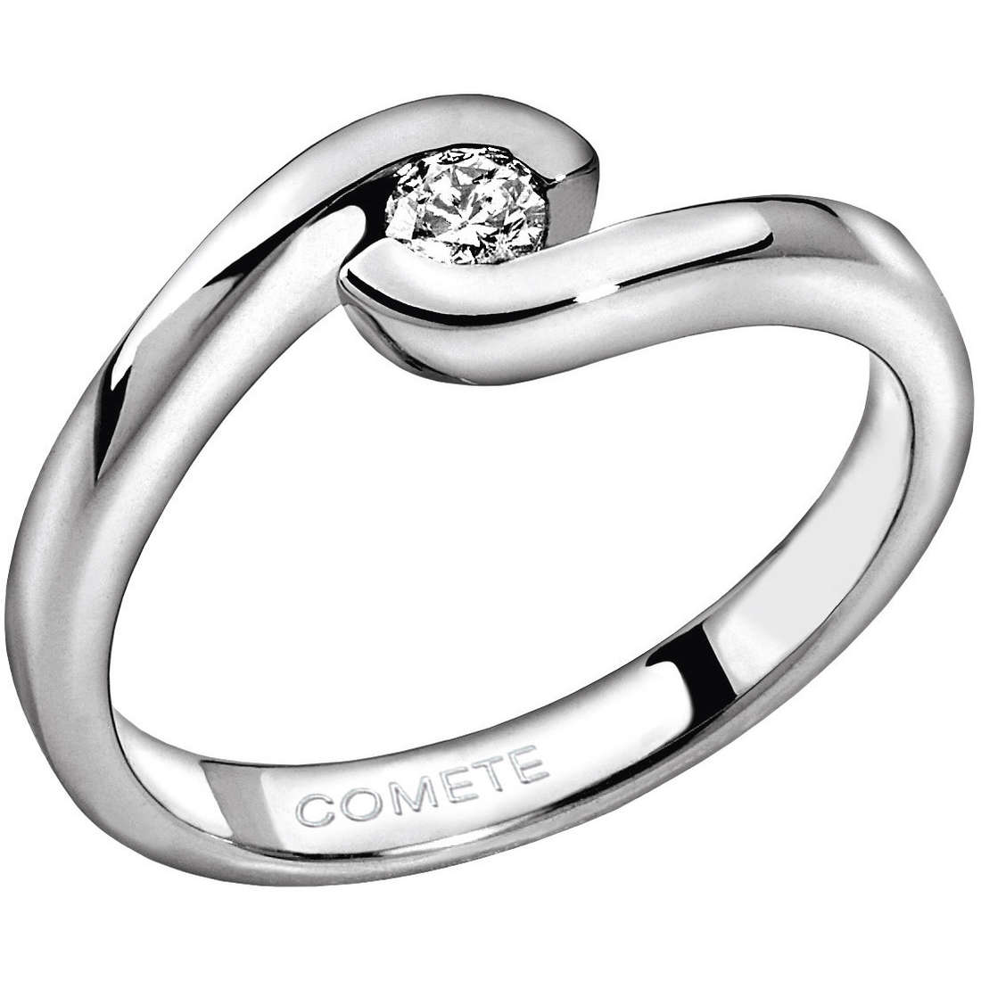 ring woman jewellery Comete ANB 1277