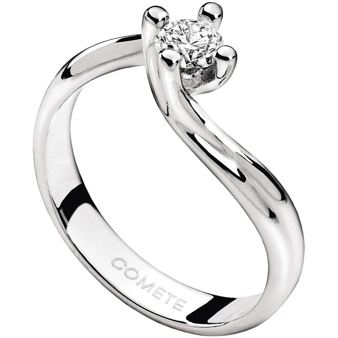 ring woman jewellery Comete ANB 1317
