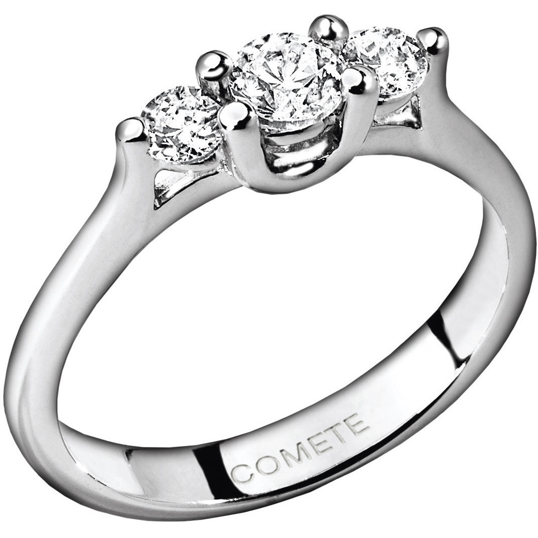 ring woman jewellery Comete ANB 1339