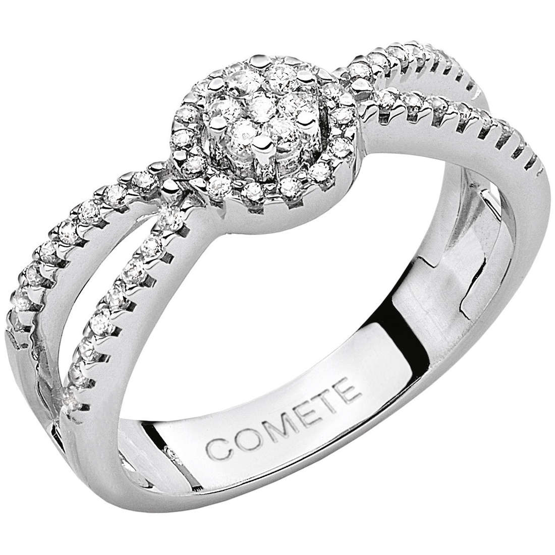 ring woman jewellery Comete ANB 1394