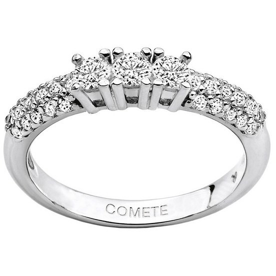ring woman jewellery Comete ANB 1399