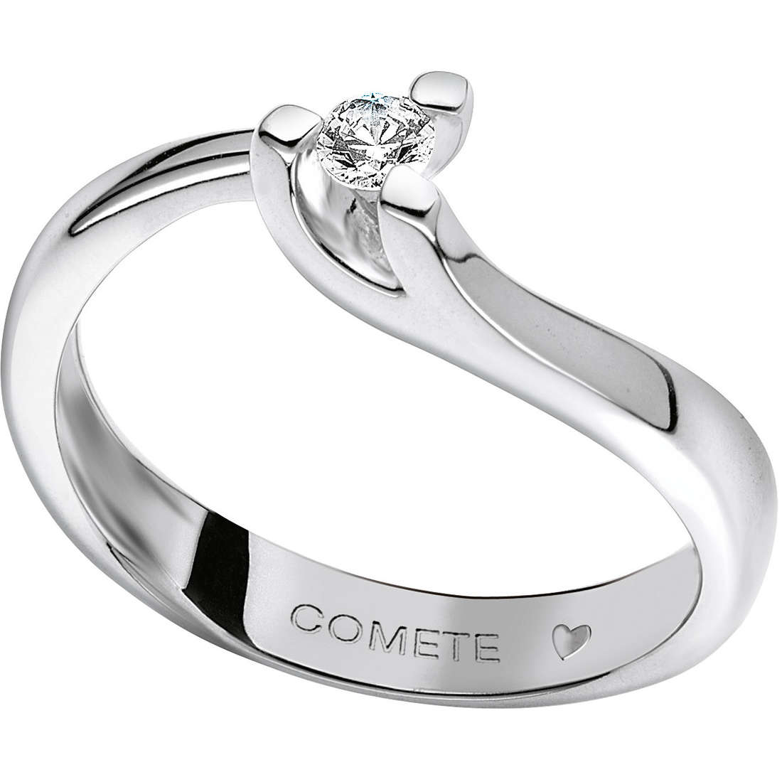 ring woman jewellery Comete ANB 1408