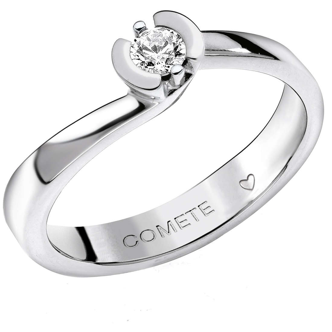 ring woman jewellery Comete ANB 1411