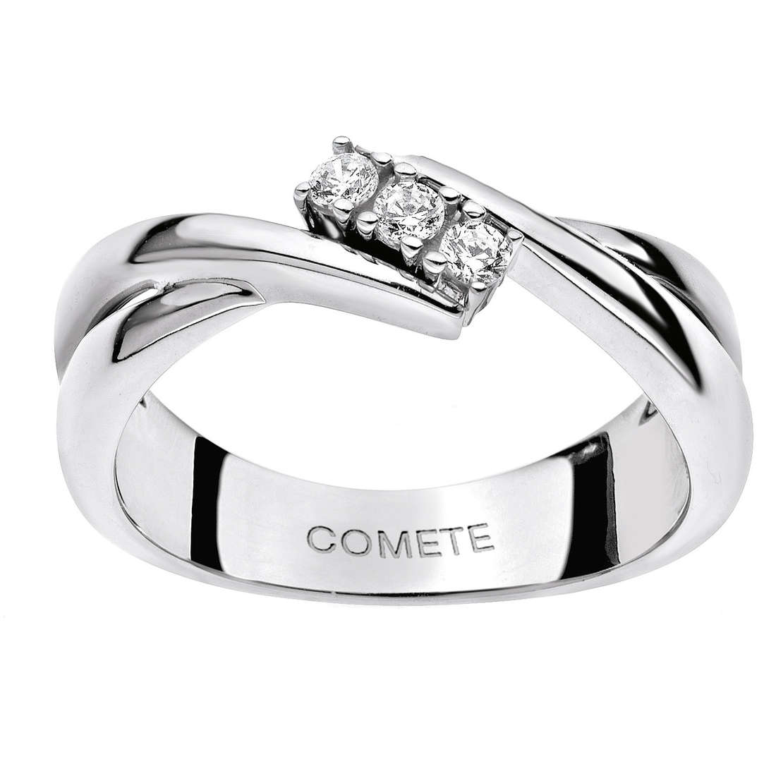 ring woman jewellery Comete ANB 1427