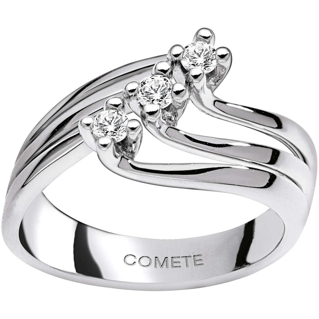 ring woman jewellery Comete ANB 1428