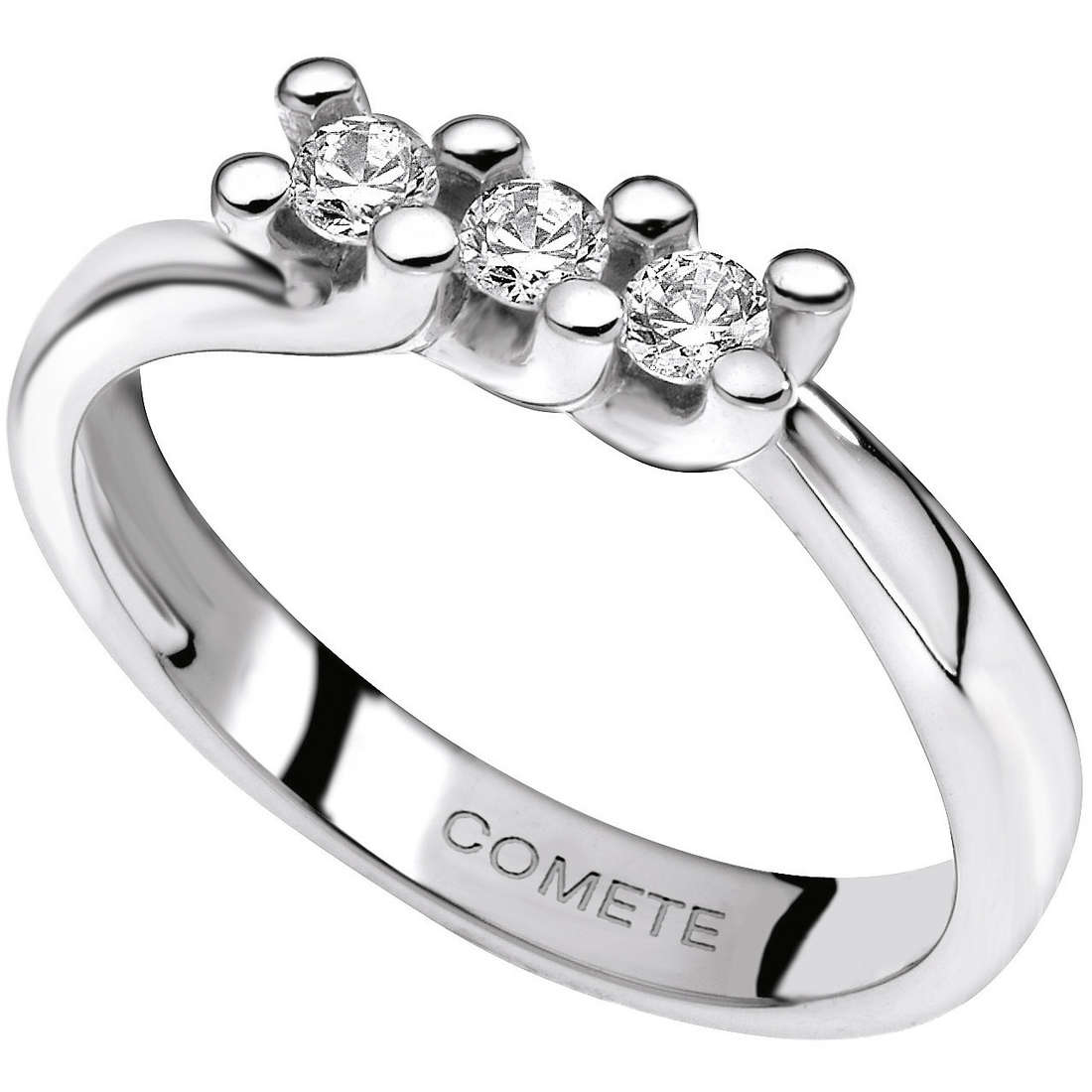 ring woman jewellery Comete ANB 1429