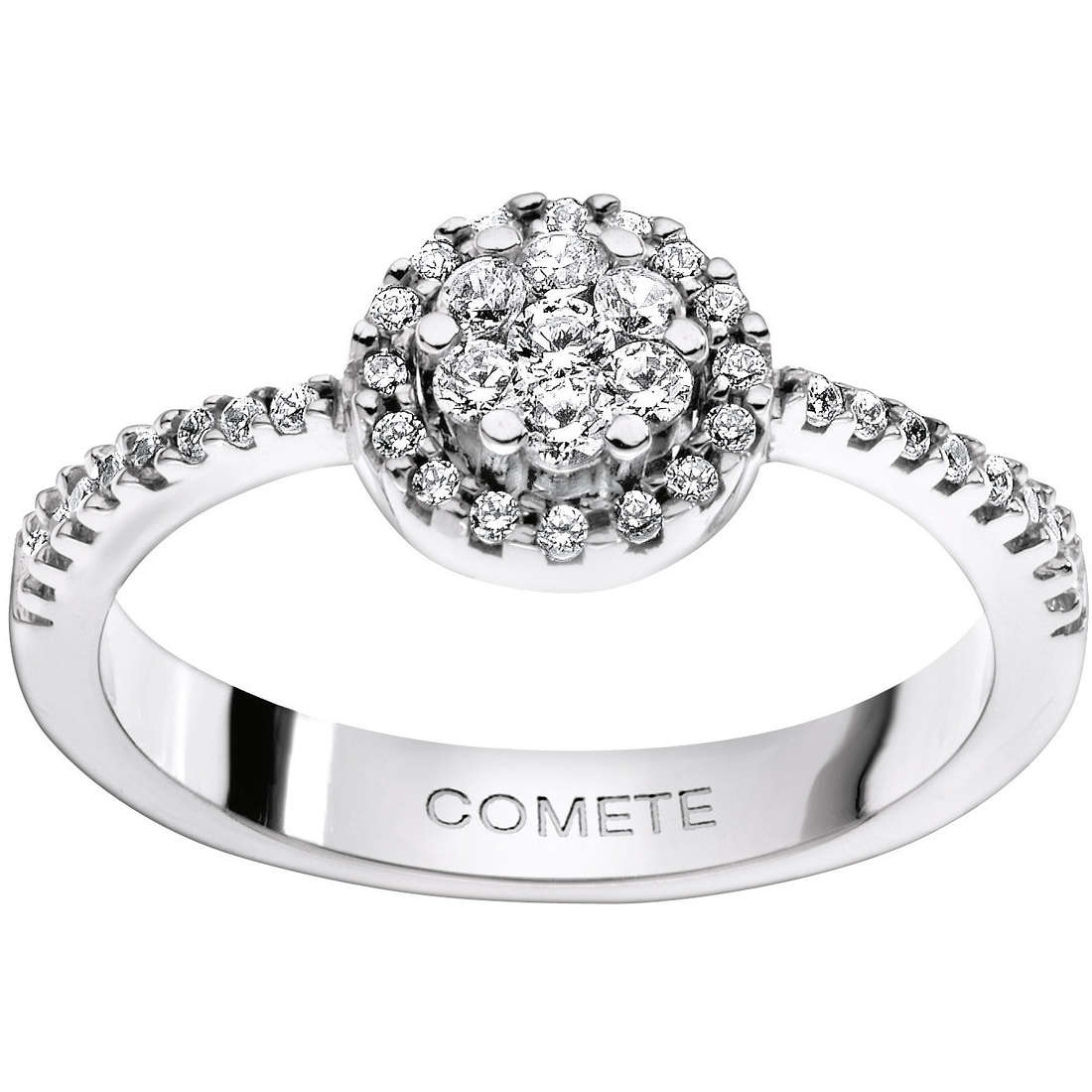 ring woman jewellery Comete ANB 1438